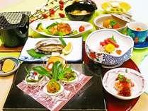 強羅 文の郷 料理