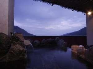 箱根旅の宿 海本 露天風呂