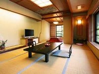 花紋 客室