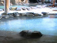 花紋別館 おけ風呂