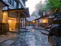 花紋別館 露天風呂