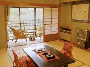 桐谷箱根荘 部屋