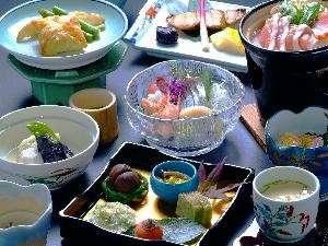 桐谷箱根荘 料理