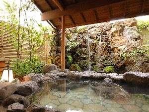 喜仙荘 露天風呂