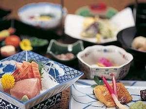 喜仙荘 料理