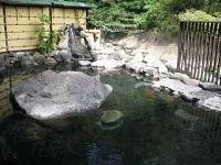 対星館 露天風呂