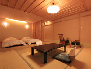 箱根湯本温泉 湯さか荘 客室