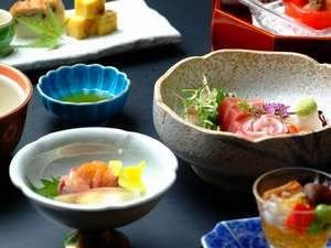 箱根湯本温泉 湯さか荘 料理